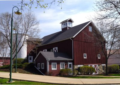 Hoosier Grove Barn