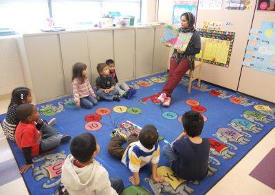 Preschool Room - Park Place