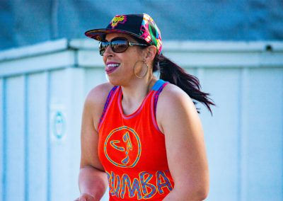 Zumba in the Park 2019