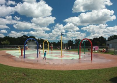 Sunny Hill Splash Pad