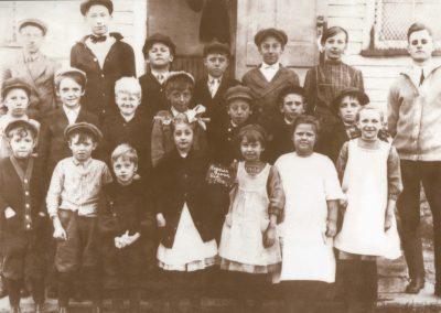 Hoosier Grove Museum - Class Picture