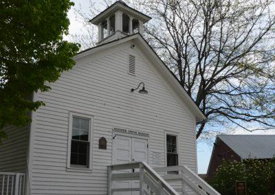 Hoosier Grove Museum - Exterior