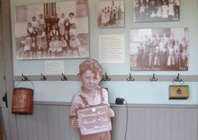 Hoosier Grove Museum - Inside Lobby