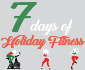 7 Days of Holiday Fitness