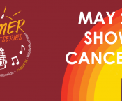 May 27 Summer Concert Canceled