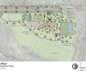Commissioners' Park Renovations Underway