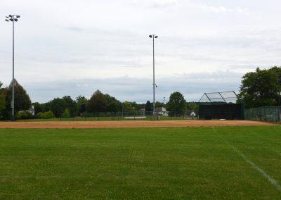 Hoosier Grove Park Ballfield