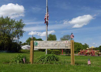 VeteransPark_Sign