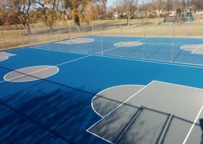 Glenbrook Park Futsal Court
