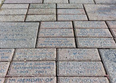 Park Place Memorial Bricks