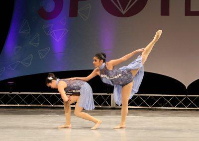 Angelica and Kaela